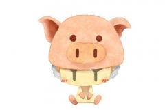 猪年出生起名字带什么
