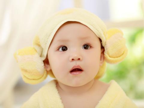 世上最可爱的婴儿