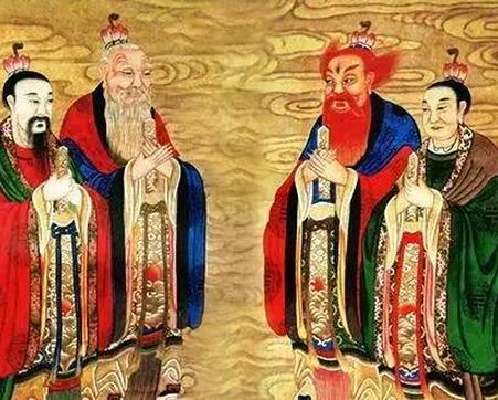 西游记 里的四大天师是什么人