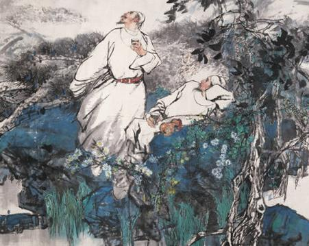 李白和杜甫的关系是怎样的